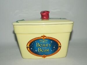 Clover Beauty and the Beast Special Edition Butter Dish
