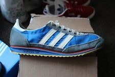 adidas sl 72 uk 9  80s casuals hamburg jeans deadstock starsky