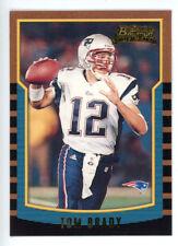 2000 Bowman #236 Tom Brady Rookie. New England Patriots