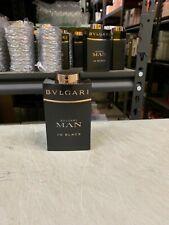 BVLGARI MAN IN BLACK 3.4 /3.3OZ EDP SPRAY FOR MEN NO BOX