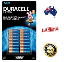 Duracell Ultra AA High Performance POWER CHECK Batteries BUY FREE FREIGHT