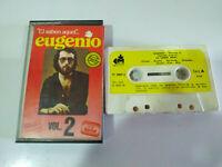 Eugenio Vol 2 El Saben Aquel 1980 Chistes - Cinta Tape Cassette
