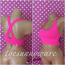 Victoria's Secret VS Sports The Player Crossback Fitness VSX Bra SOLD OUT M