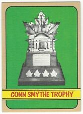 1972-73 TOPPS HOCKEY #176 CONN SMYTHE TROPHY - EXCELLENT