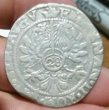 1624 - 1634 German States Emden,Silver-28 Stuber,  Germany