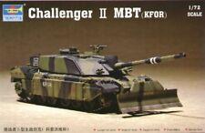 TRUMPETER 1/72 Challenger II MBT KFOR #07216