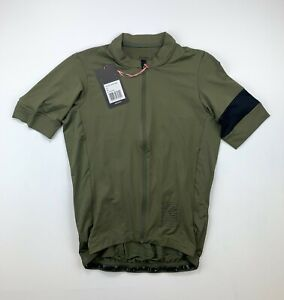 RAPHA Pro Team Training Jersey Olive Green Size Small New