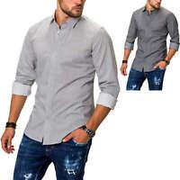 Antony Morato Herren Langarmhemd Business Hemd Freizeithemd Allover-Print SALE %