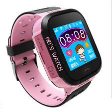 Practical Children Kids Anti-Lost Smart Watch GPS Tracker For Android IOS Phone