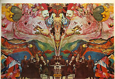 "Peter Max Psychedelic Midgets Dream, Authentic Vintage 1971, 11 X 16"" Hippie 3"