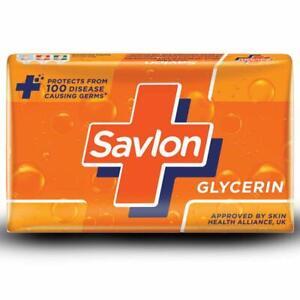 Savlon Glycerine Soap, 125gm Pack of 3