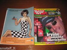 AUTOSPRINT 2001/28=EDDIE IRVINE=CART KENNY BRACK=OPEL SPEEDSTER=DIDIER AURIOL=