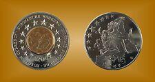 Medaille Gedenkprägung BRD Einführung des EURO 1.1.2002