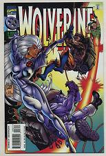 Wolverine #96 1995 Storm Canonball Caliban Larry Hama Adam Kubert Marvel