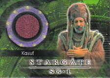 STARGATE SEASON EIGHT COSTUME CARD C34 KASUF