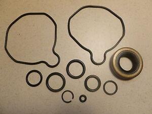 Power Steering Pump 10 Piece Seal Kit-Fits: Suzuki Sidekick, X-90,Geo Tracker