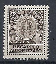 1930 REGNO RECAPITO AUTORIZZATO MNH ** - RR12579