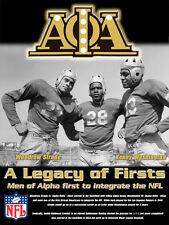 Alpha Phi Alpha - NFL Historical Print