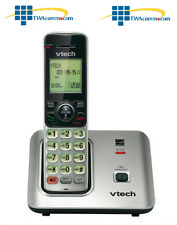 VTech CS6619 - Cordless Phone with Caller ID/Call Waiting Silver + FREE SHIPPING