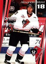 2000-01 Rouyn-Noranda Huskies #9 Alexandre Morel