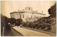 Grèce, Corfou, Villa palais Mon Repos, résidence de la famille royale grecque, c