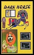 Beatles George Harrison Owned India Clothing and Film Frame Display