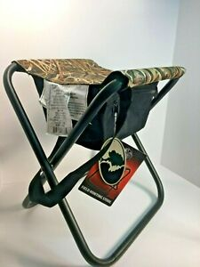 Kings River Field Hunting Stool with Underseat Storage Supports up to 225 lbs
