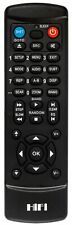 Replacement remote for YAMAHA YHT196 RAV435 HTR-2064