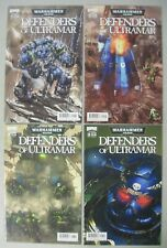 WARHAMMER 40,000 DEFENDERS OF ULTRAMAR #1-4 BOOM! STUDIOS LIMITED SERIES COMICS