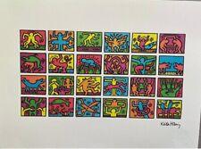 Keith Haring Print Signée et numérotée + certificat