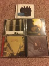 Jars Of Clay 5 CD LOT Self Much Afraid Eleventh Hour Who We Are Good Monsters