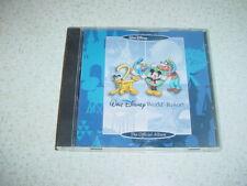 WALT DISNEY WORLD RESORT  CD + TARZAN PROMO PICTURE DISC CD PHIL COLLINS