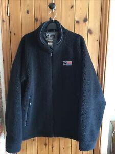 ***Rab*** Mens Black  Fleece Jacket - UK Size L