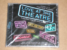 LOVE AT THE THEATRE (WEST SIDE STORY,HELLO DOLLY, CABARET)-CD SIGILLATO (SEALED)