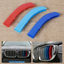 For BMW 5 Series F10 F18 M Color Sport Front 3D Plastic Kidney Grill Cover Clip
