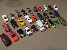 Large Lot of 29 Loose 1998 First Edition Hot Wheels Cars USA Seller Fast Ship