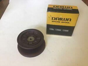 vintage retro Daiwa 7290c 7290HC 7290RC fixed spool fishing reel spare spool