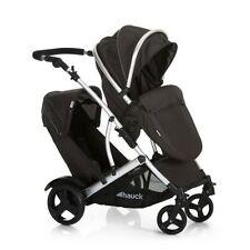 Carritos y sillas de paseo de bebé hauck color principal negro