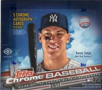 2017 Topps Chrome - You Pick from List - Complete Your Set
