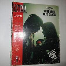 [ F8 ] - FOTOROMANZO LETIZIA - 217 (1973) - PITTI MURA- RARO