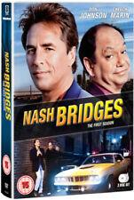 Nash Bridges: Series 1 DVD (2012) Don Johnson ***NEW***