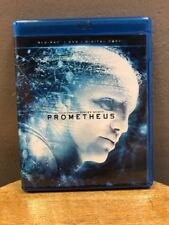 Prometheus (Blu-ray + DVD, 2012, 2-Discs)