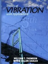 Theory of Vibrations with Applications 5th Int'l Edition