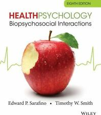 Health Psychology : Biopsychosocial Interactions by Timothy W. Smith and Edward…