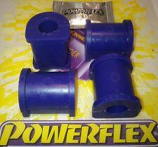 4 Powerflex Stabilisator Pu-Buchsen 18mm HA Porsche 911 65-77 Turbo PFF57-412-18