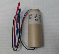 Collins 516F-2 NEW Dual Section Capacitor Replacement