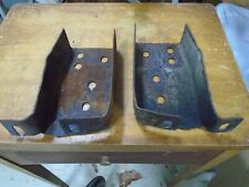 1993 Dodge Power Ram W250  Front Bumper Brackets, Dodge Ramcharger Brackets,