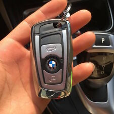 BMW key chain shell cover case 1 2 3 4 5 7 Series M3 M4 M5 GT X1 X3 X4 SILVER