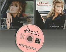 KIPPI BRANNON Daddy's Little Girl 1996 ALTERNATE ART LIMITED PROMO DJ CD Single