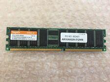 HYNIX  HYMD264G726B4M-H 512MB DDR 266MHZ CL2.5 ECC MEMORY